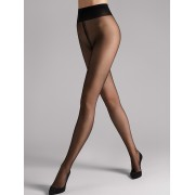 Collant Nero Individual 10 Wolford