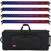 Stairville Led Bar 240/8 RGB DMX 3 Bundle