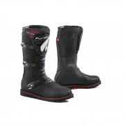 FORMA BOOTS Forma Stivali Moto Trial Boulder Impermeabili Nero taglia 42