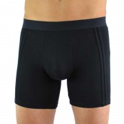 Buddha Boxers Sustainable Comfortable Minimal Boxer Brief Underwear Black