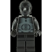Lego Star Wars: Protocol Droid (Death Star) Mini-Figurine