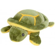 Stuffed Animals Plush Toys Soft Cute Green Turtle Tortoise Animal Plush Toy Birthday Gift Boy Girl (2 Pieces, Length = 30CM)