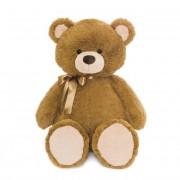 Barna medve szalaggal 90 cm Teddykompaniet