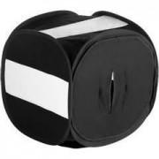 Pop-up Light Cube 40x40x40cm NEGRU (16631)
