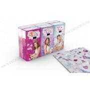 Disney Violetta Fazzoletti 4 Veli X 6