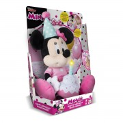 Disney Pliš Minnie happy birthday