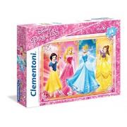 """Clementoni """"Princess"""" Maxi Puzzle (24 Piece)"""