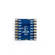 LoRa1280 lora1281 SX1280 Long Range 2.4GHz 20mW LoRa Module Chip RF Wireless Transceiver For RC Airp