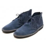 MINORONZONI 1953 lacets Chaussures en daim