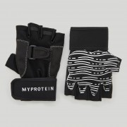 Myprotein Pro Training Lifting Gloves - M - Black