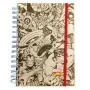Marvel notitieboek 'Retro' A5