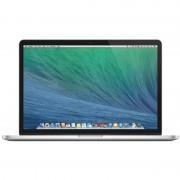 Notebook Apple MacBook Pro Retina 15, Intel Core i7, RAM 16GB, SSD 256GB, OS X Yosemite, Argintiu