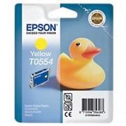Epson T0554 Original Ink Cartridge C13T05544010 Yellow