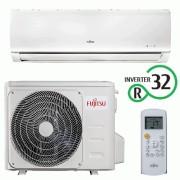 Aer conditionat Fujitsu R32 ASYA09KLWA AOYA09KLWA Inverter 9000 BTU