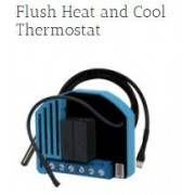 ZMNHKD1 Flush heat & cool thermostat QUBINO