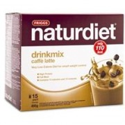 Naturdiet drinkmix 15 portioner Caffelatte