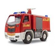 Revell Junior Fire Truck Model Kit, Red