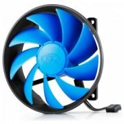 Deepcool GAMMAXX 200T, 2 heatpipe-uri direct touch, 120mm fan, LGA1150, LGA1151, LGA1155, LGA1156 / AMD 754, 939, 940, AM2, AM2+, AM3, AM3+, FM1, FM2, 128x70.5x131.5mm