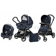 Peg-perego Коляска Peg-perego Book Pop-Up Set XL Sportivo Modular System 3 в 1
