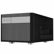 Carcasa Silverstone Computer Cube Case SST-SG11B Sugo Micro ATX, black