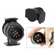 Adaptor Priza pentru Remorca 7-13 pini, 12V