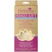 Efektima Institut Hialu-Lift mascarilla de hidrogel para alisar la piel y reducir la visibilidad de las arrugas