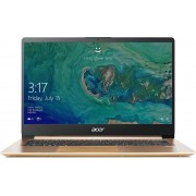 Acer Swift 1 SF114-32-C4EY Notebook Goud 35,6 cm (14'') 1920 x 1080 Pixels Intel® Celeron® 4 GB DDR4-SDRAM 64 GB eMMC Wi-Fi 5 (802.11ac) Windows 10 S