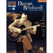 Hal Leonard Guitar Play-Along Volume 144: Django Reinhardt