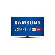 Smart TV LED 55 Samsung 55J5300 Full HD com Conversor Digital 2 HDMI 2 USB Wi-Fi 120Hz