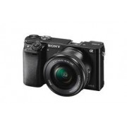 Sony A6000 Svart + 16-50mm f/3,5-5,6 OSS