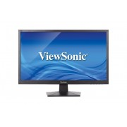 "Viewsonic Value Series VA2407H 23.6"" Full HD TN Matt Grey Flat computer monitor LED display"