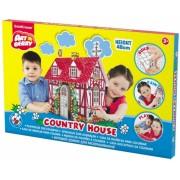 Casute pentru joaca, de colorat, Country House, ArtBerry ErichKrause