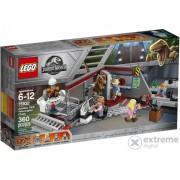 LEGO® Jurassic World Potjera za raptorom u Jurskom parku 75932