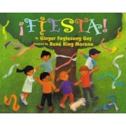 Fiesta! Board Book, Hardcover
