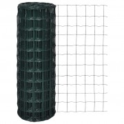 vidaXL Euro Fence 10 x 1.2 m with 76 x 63 mm Mesh