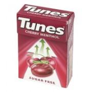 Tunes Cherry Menthol Sugar Free Sweets Small Box X 2 Packs