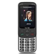 """Beafon SL750 7,11 cm (2.8"""") 125 g Nero, Argento Caratteristica del telefono"""
