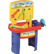 Banc De Lucru Handy Tommy 32 Piese Ucar Toys Uc130
