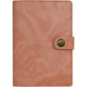 The Bling Stores Gypsy Blush Buckle Tide Personalised Passport Cover(Pink)