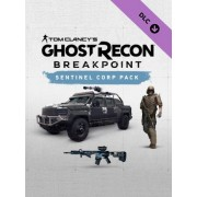 TOM CLANCY'S GHOST RECON BREAKPOINT SENTINEL CORP. PACK - OFFICIAL WEBSITE - MULTILANGUAGE - WORLDWIDE - PLAYSTATION - PS4 / XBOX ONE / PC