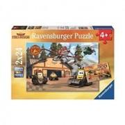 Puzzle Disney Planes Fire & Rescue Always On Duty (2X24pcs)