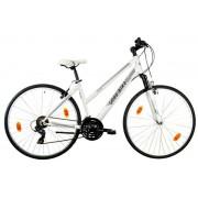 "Bicicleta cross Good Bike Motion A, Roti 28"" (Alb)"