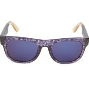 Carrera Wayfarer Sunglasses(Blue)