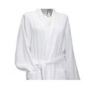 Clarysse Kimono Badstof Badjas Pearl Wit