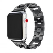 Inverlee Apple Stainless Steel Watch Band Replacement Bracelet Wrist Band Strap for Apple Watch Seri