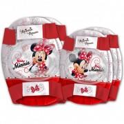 Set protectie cotiere si genunchiere Minnie Disney Eurasia, 3 ani+