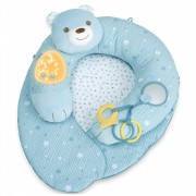Chicco Cuscino Evolutivo Chicco My First Nest Azzurro