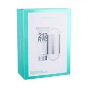 Carolina Herrera 212 NYC confezione regalo Eau de Toilette 100 ml + lozione per il corpo 100 ml donna