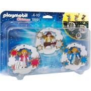 Playmobil Christmas, Ingerasi ornamentali de Craciun