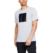 Under Armour Tričko Unstoppable Knit Tee Grey - Under Armour